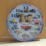 ceas cars personalizat 2