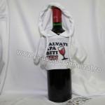 tricou sticla de vin personalizat