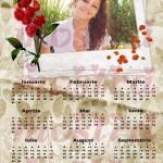calendar personalizat 2012 model 5